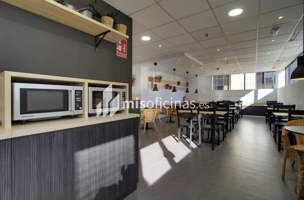 Oficina en alquiler en Calle Caléndula 93-95 de 112 metros en Alcobendas foto 17