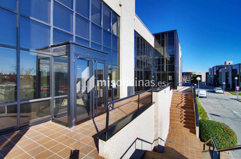 Oficina en alquiler en Calle Caléndula,  93 de 584 metros en Alcobendas foto 5