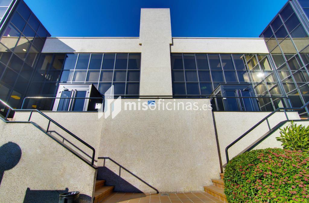 Oficina en alquiler en Calle Caléndula,  93 de 584 metros en Alcobendas foto 6
