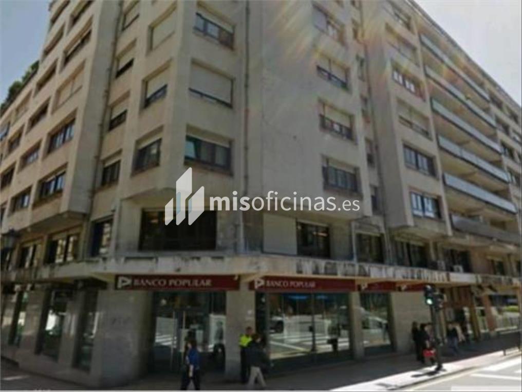 Oficina en venta en Calle Quintana 15, Pl.1 Izq de 94 metros en Oviedo foto 1
