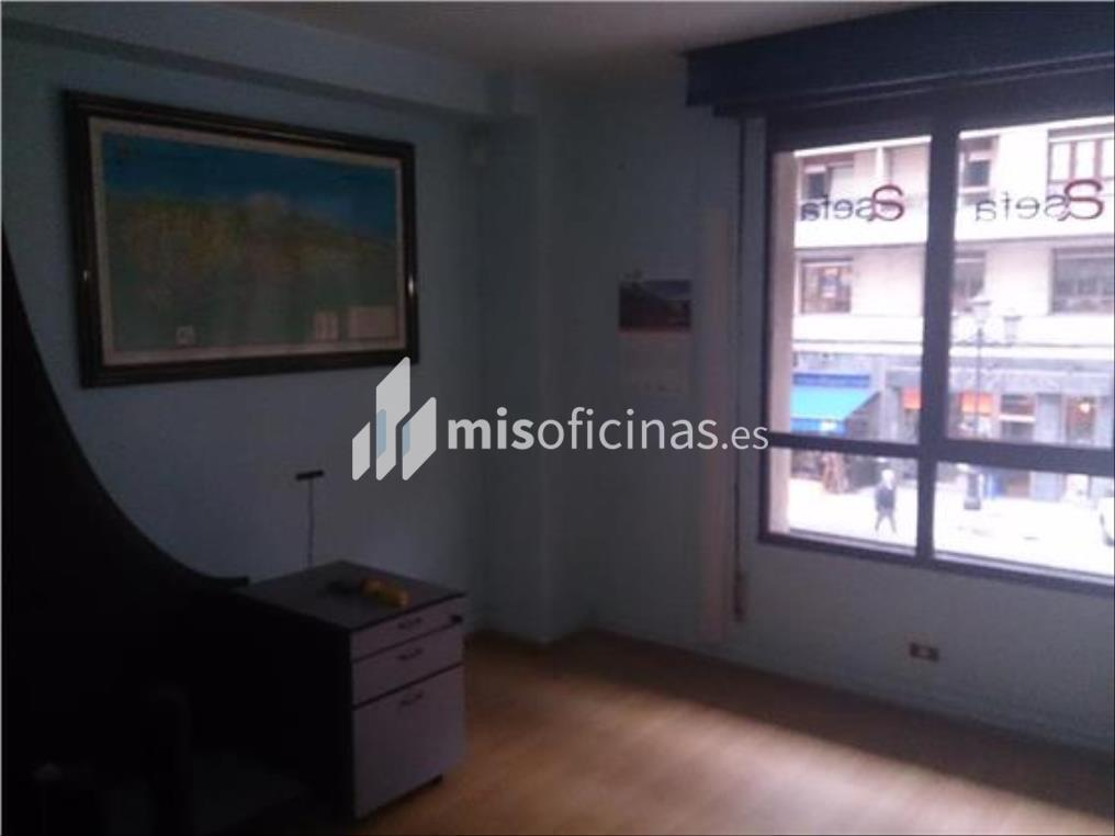 Oficina en venta en Calle Quintana 15, Pl.1 Izq de 94 metros en Oviedo foto 3