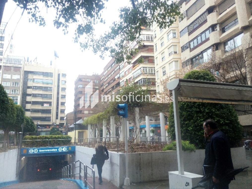 Oficina en venta en Plaza Santa Isabel 7, Pl.1 C de 238 metros en Murcia foto 1