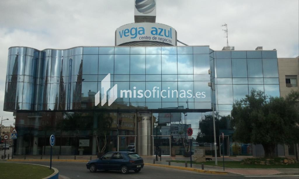 Oficina en venta en Calle Pintor Agrasot 1 de 2.031 metros en OrihuelaVista exterior frontal