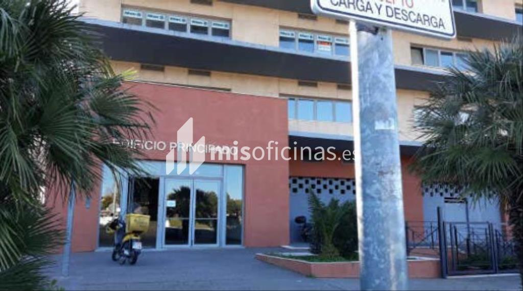 Oficina en venta en Avenida República Argentina de 98 metros en Bormujos foto 1