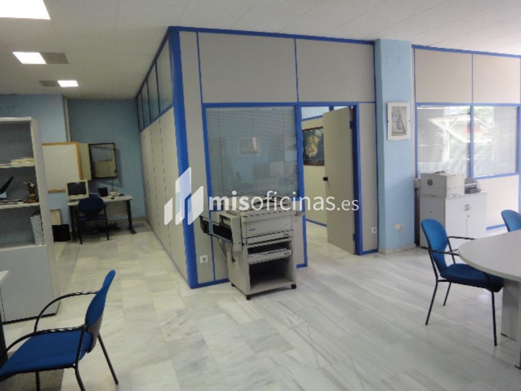 Oficina en alquiler de 144 metros en SevillaVista exterior frontal