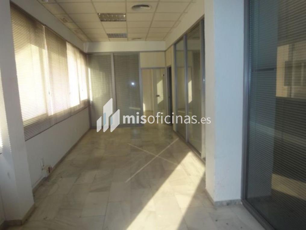 Oficina en alquiler de 120 metros en SevillaVista exterior frontal