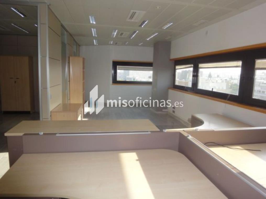 Oficina en alquiler de 107 metros en SevillaVista exterior frontal