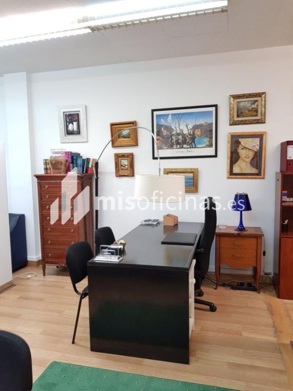 Oficina en alquiler en Calle Rodríguez Arias 23 de 50 metros en BilbaoVista exterior frontal