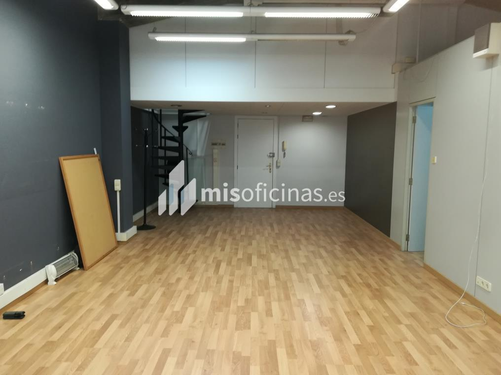 Oficina en alquiler de 110 metros en ManresaVista exterior frontal
