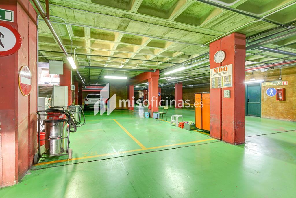 Garaje en alquiler en Calle Folgueroles 19 de 11 metros, Sant Gervasi - la Bonanova, BarcelonaVista exterior frontal