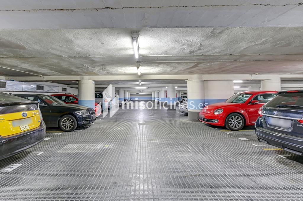 Garaje en alquiler en Calle Comte Urgell 234 234 de 9 metros, La Nova Esquerra de l'Eixample, BarcelonaVista exterior frontal