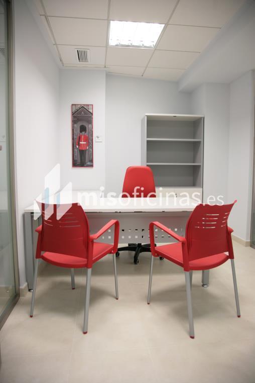 Oficina en alquiler de 15 metros en Lorca foto 3
