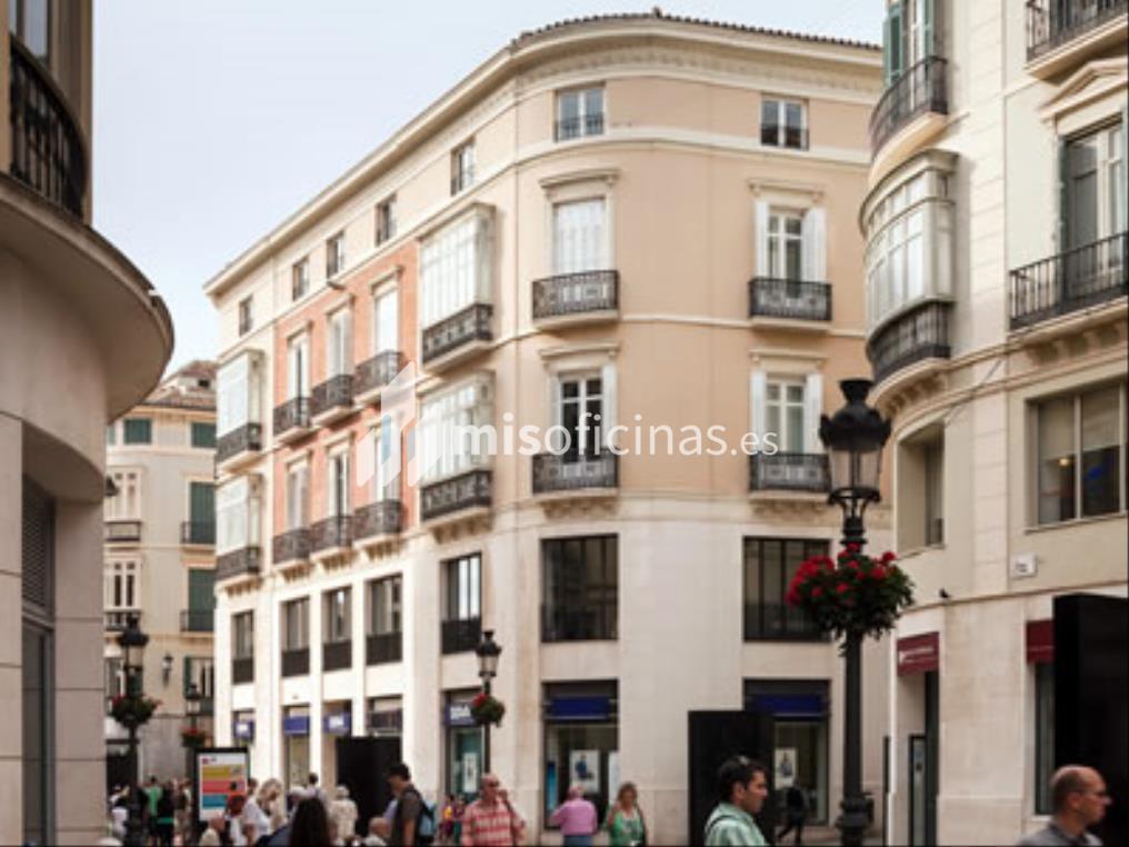 Oficina en alquiler en Calle Martínez 11 de 397 metros en Málaga foto 2