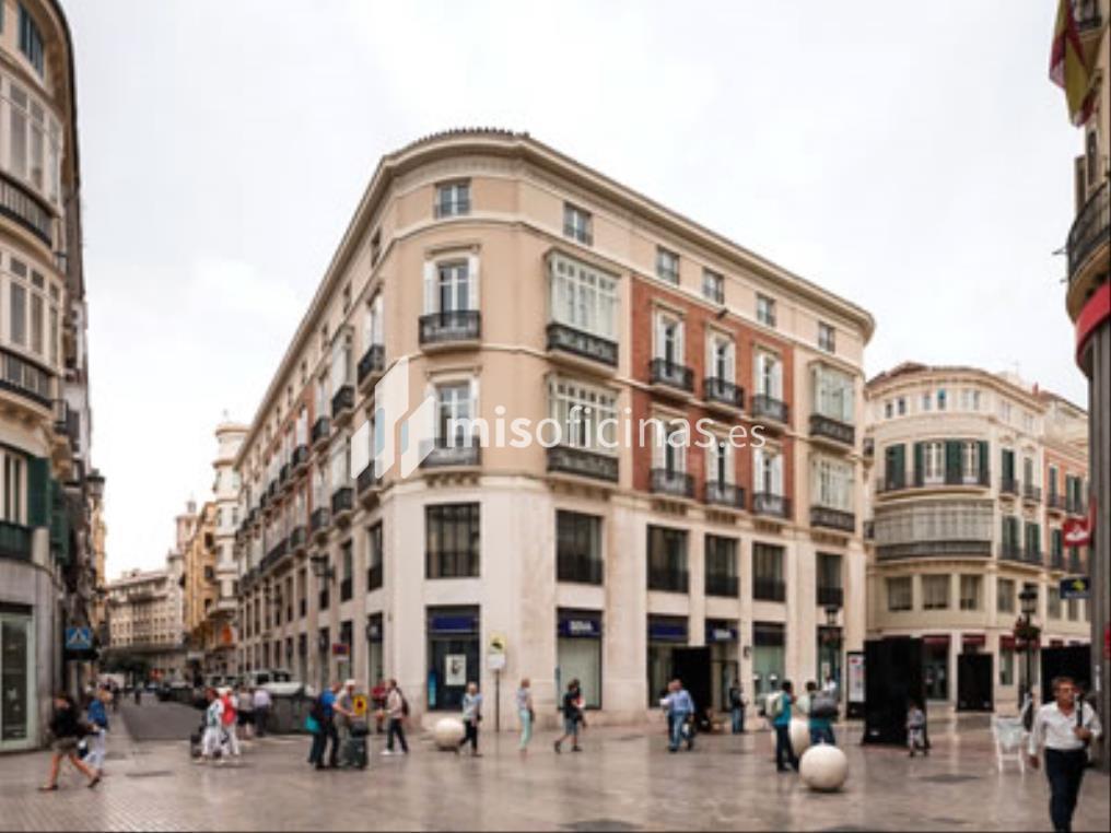 Oficina en alquiler en Calle Martínez 11 de 397 metros en Málaga foto 3