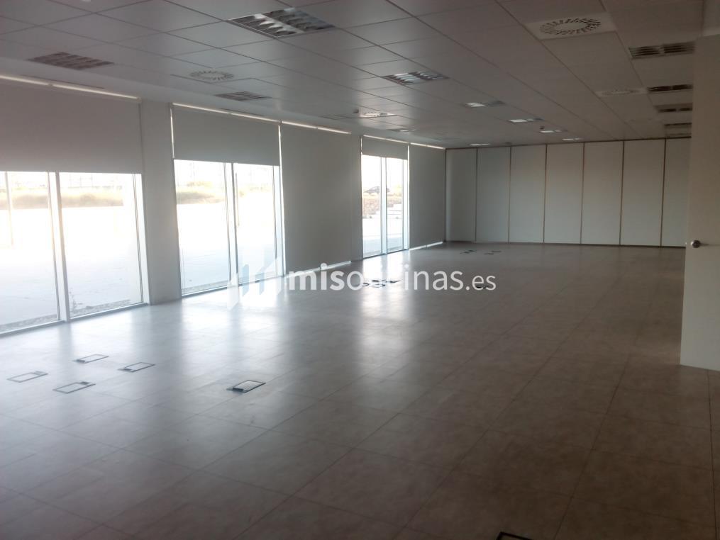 Oficina en alquiler en Calle Canal Imperial De Aragon 18-20 de 100 metros en Zaragoza foto 2