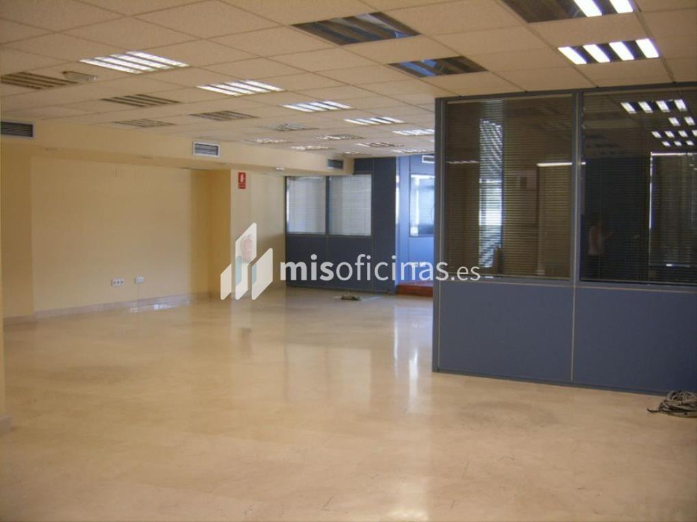 Oficina en alquiler en Pintor Sorolla 5 de 207 metros en ValenciaVista exterior frontal