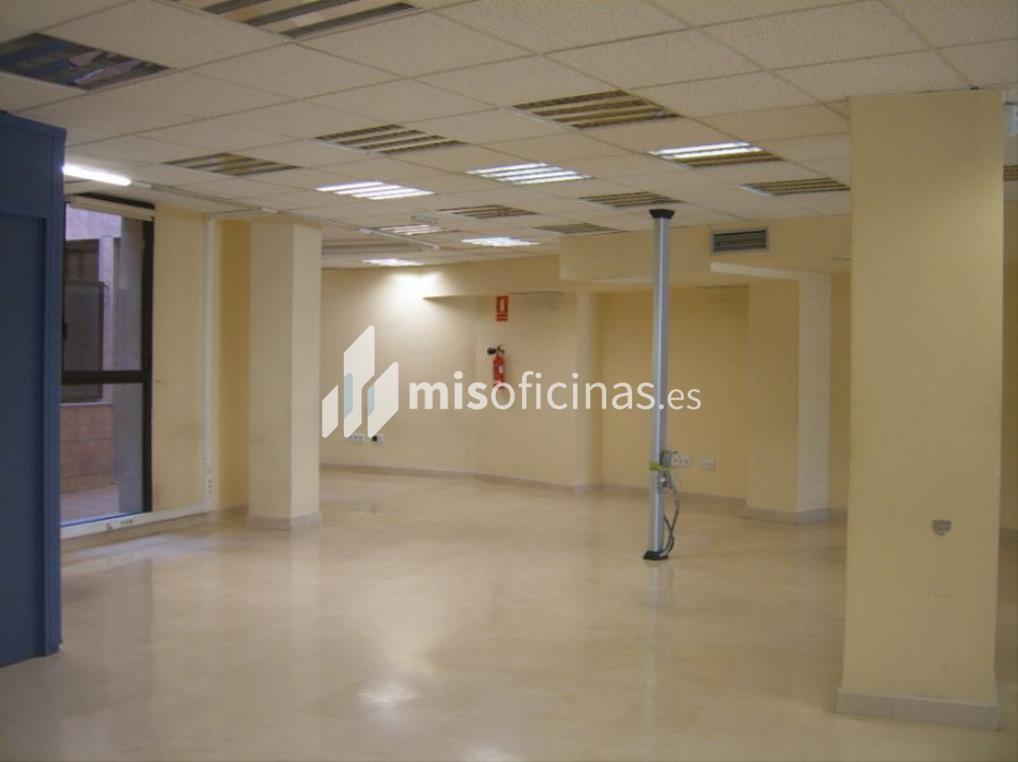 Oficina en alquiler en Pintor Sorolla 5 de 207 metros en Valencia foto 1