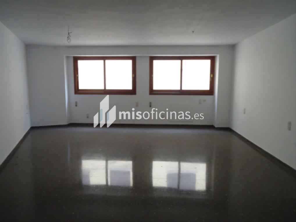 Oficina en alquiler en Embajador Vich 3 de 3.500 metros en ValenciaVista exterior frontal