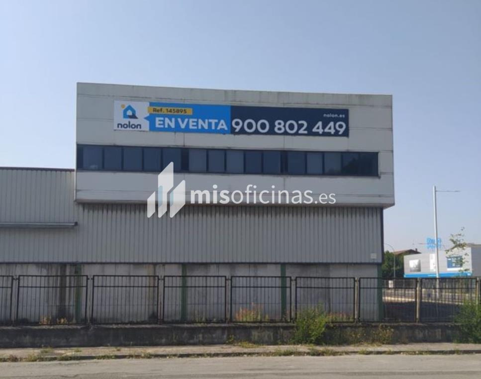 Nave en venta en Gamarrako Atea, Pl.0, de 9.887 metros, Vitoria-GasteizVista exterior frontal