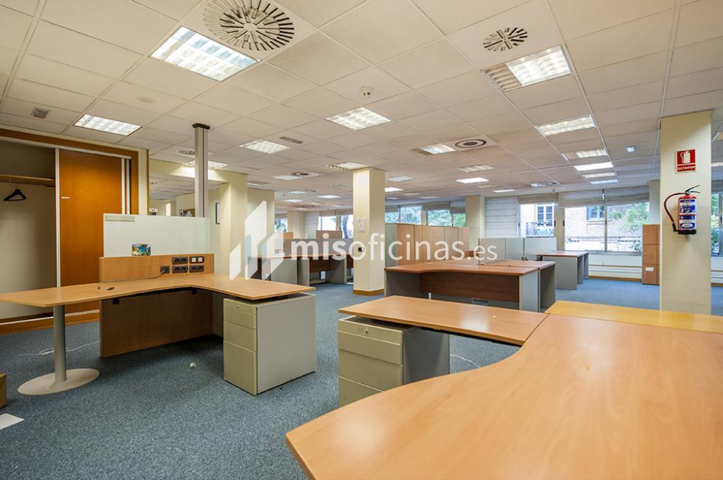 Oficina en venta en Calle Zurbano  73, Pl.1ª + 2ª de 2.600 metros en Chamberí, Madrid foto 5