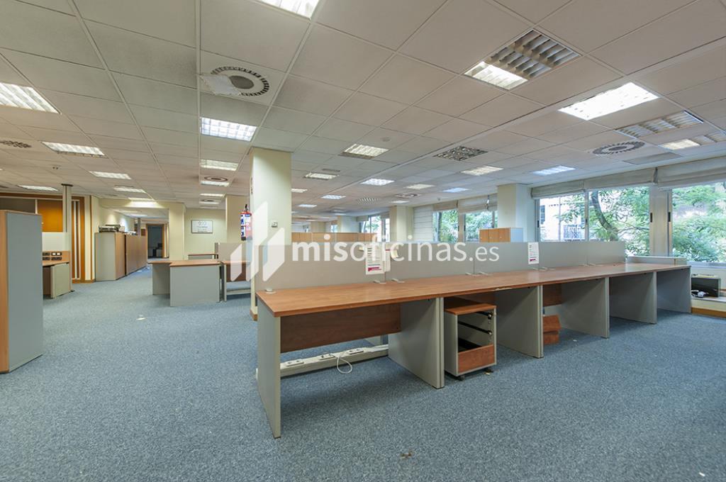 Oficina en venta en Calle Zurbano  73, Pl.1ª + 2ª de 2.600 metros en Chamberí, Madrid foto 6