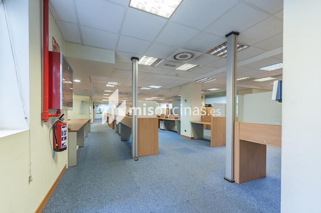 Oficina en venta en Calle Zurbano  73, Pl.1ª + 2ª de 2.600 metros en Chamberí, Madrid foto 13