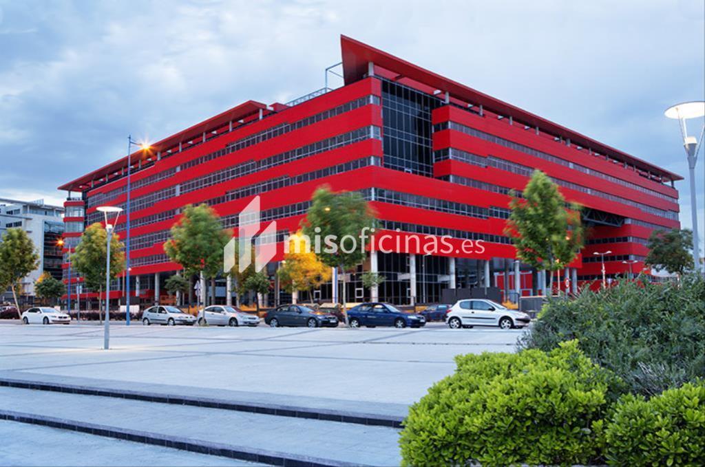 Oficina en venta en Calle Marie Curie 9-15, Bl.1, 2, 3 Y , Pl.1-8 de 802 metros en Rivas-VaciamadridVista exterior frontal