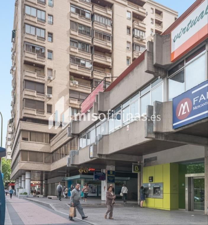 Oficina en venta en Calle De Orense  20, Pl.2 de 206 metros en Tetuán, MadridVista exterior frontal