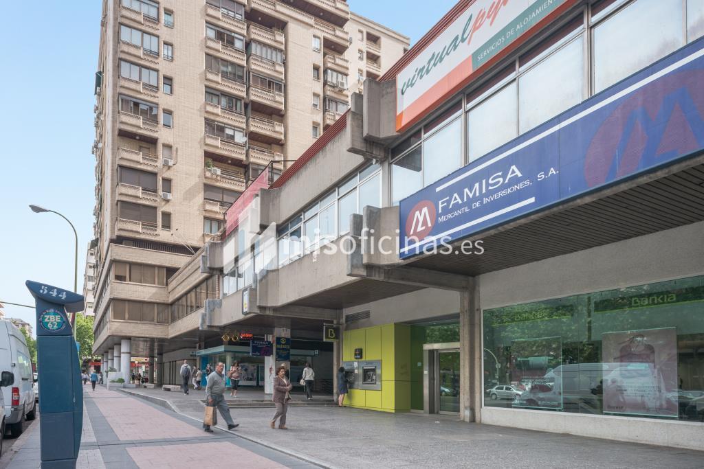 Oficina en venta en Calle De Orense  20, Pl.2 de 206 metros en Tetuán, Madrid foto 1