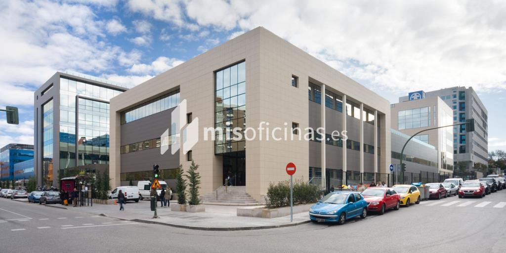 Oficina en alquiler en Avenida Manoteras  50-52, Bl.Edificio , Pl.Baja - 6ª  de 18.670 metros en Las Tablas-Sanchinarro, Madrid foto 3