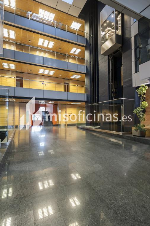 Oficina en alquiler en Avenida Bruselas 20, Bl.Gorbea Iv, Pl.Ss - 3ª de 418 metros en Alcobendas foto 3