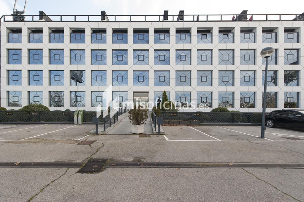 Oficina en alquiler en Avenida Bruselas 20, Bl.Gorbea Iv, Pl.Ss - 3ª de 418 metros en Alcobendas foto 5