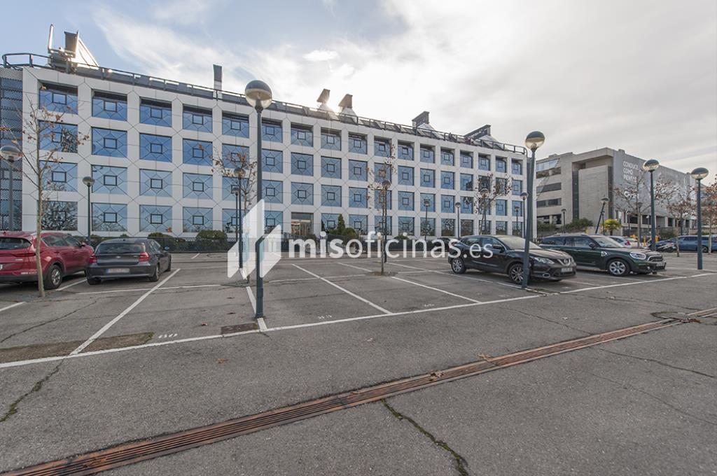 Oficina en alquiler en Avenida Bruselas 20, Bl.Gorbea Iv, Pl.Ss - 3ª de 418 metros en Alcobendas foto 6