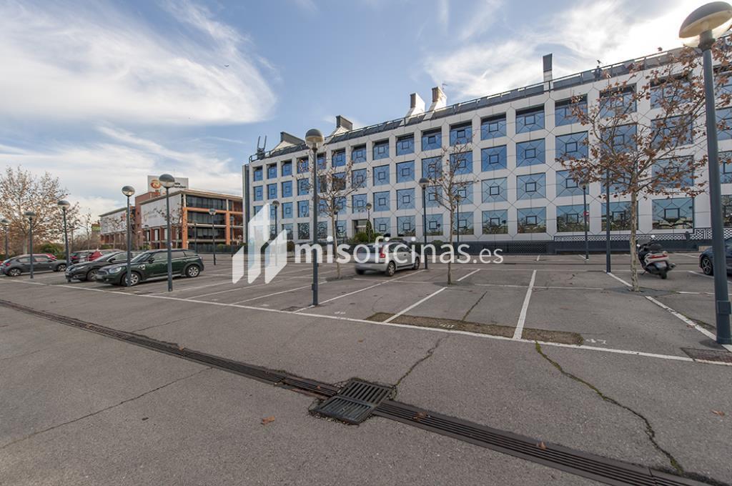 Oficina en alquiler en Avenida Bruselas 20, Bl.Gorbea Iv, Pl.Ss - 3ª de 418 metros en Alcobendas foto 7