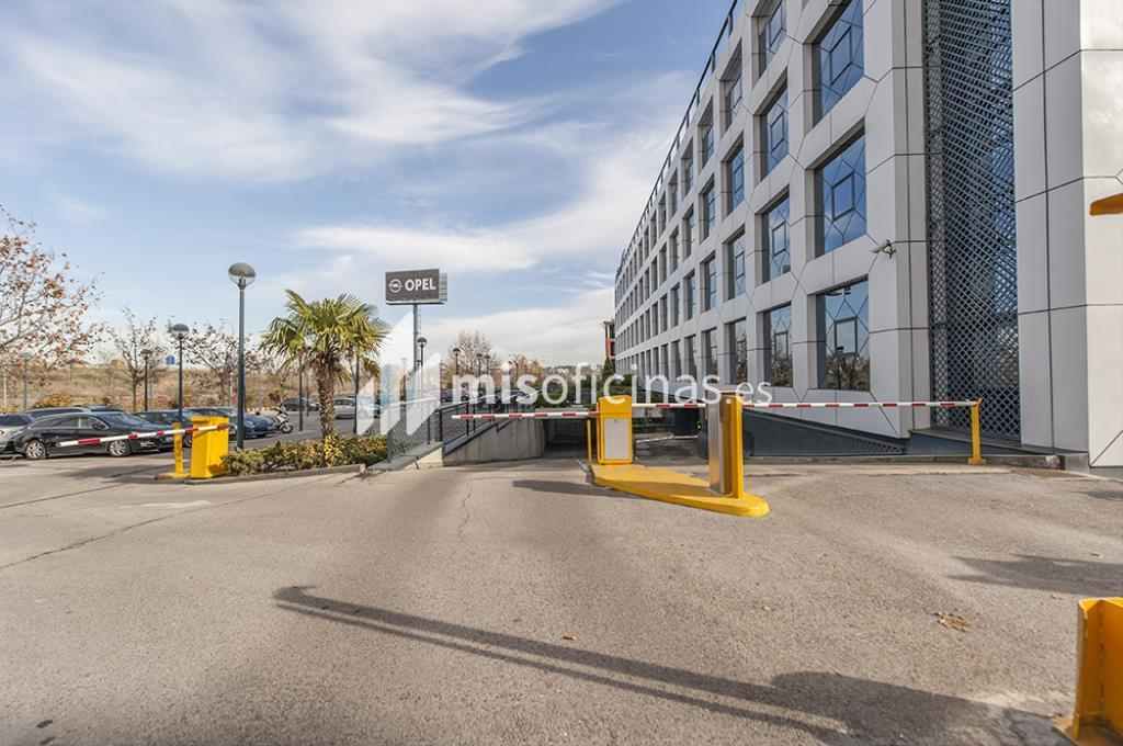 Oficina en alquiler en Avenida Bruselas 20, Bl.Gorbea Iv, Pl.Ss - 3ª de 418 metros en Alcobendas foto 8