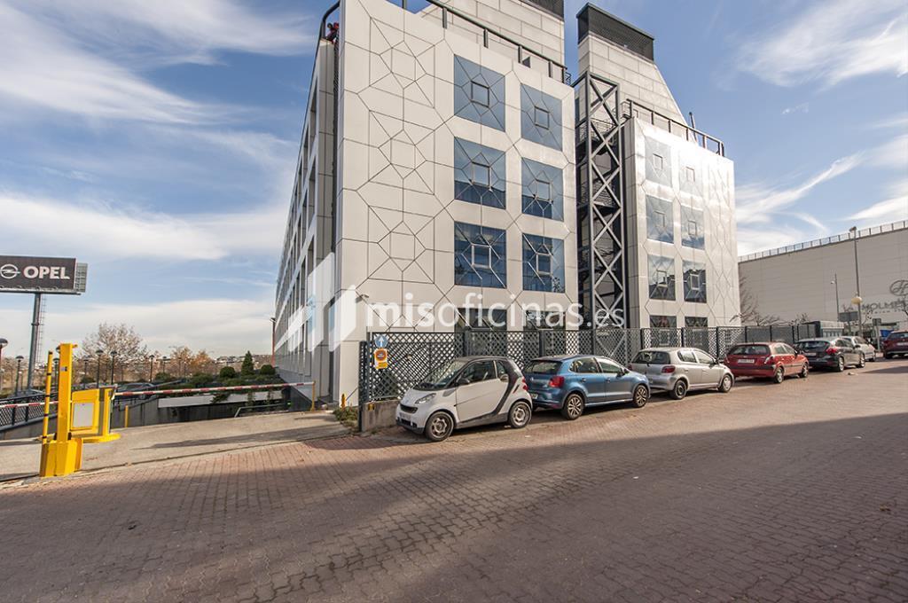 Oficina en alquiler en Avenida Bruselas 20, Bl.Gorbea Iv, Pl.Ss - 3ª de 418 metros en Alcobendas foto 9