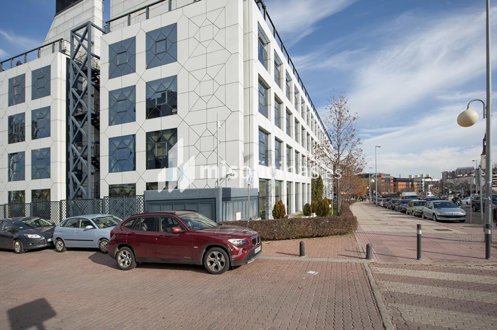 Oficina en alquiler en Avenida Bruselas 20, Bl.Gorbea Iv, Pl.Ss - 3ª de 418 metros en Alcobendas foto 10