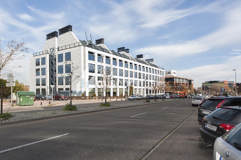 Oficina en alquiler en Avenida Bruselas 20, Bl.Gorbea Iv, Pl.Ss - 3ª de 418 metros en Alcobendas foto 11