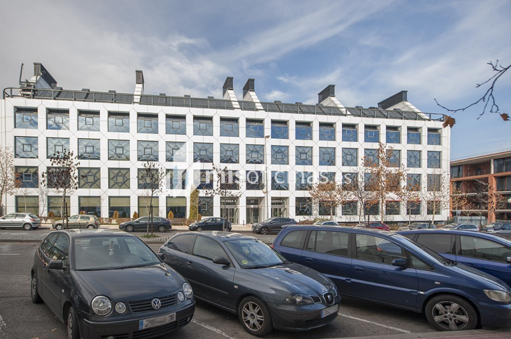 Oficina en alquiler en Avenida Bruselas 20, Bl.Gorbea Iv, Pl.Ss - 3ª de 418 metros en Alcobendas foto 12
