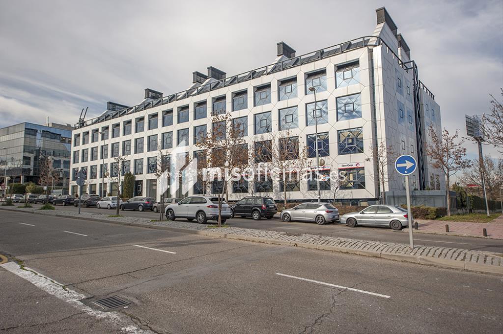 Oficina en alquiler en Avenida Bruselas 20, Bl.Gorbea Iv, Pl.Ss - 3ª de 418 metros en Alcobendas foto 13