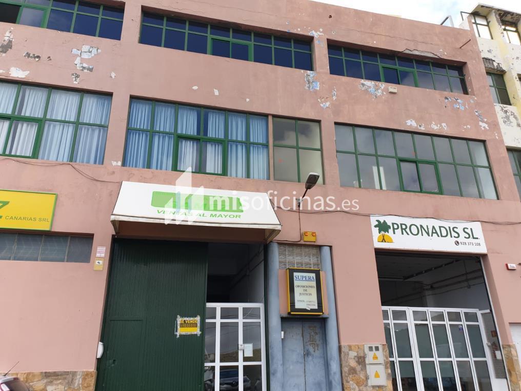 Local en venta de 986 metros en TeldeVista exterior frontal
