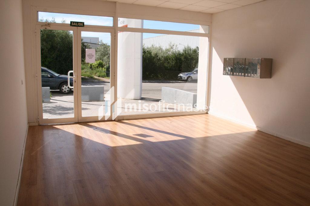 Oficina en alquiler de 40 metros en Marratxí foto 2