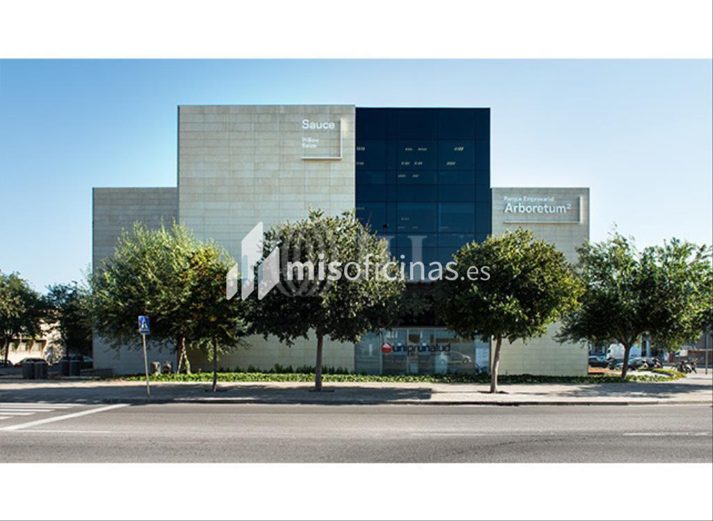 Oficina en alquiler en Avenida La Fama 1 de 156 metros en Cornellà de LlobregatVista exterior frontal