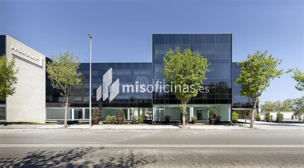 Oficina en alquiler en Avenida La Fama 11 de 1.909 metros en Cornellà de LlobregatVista exterior frontal