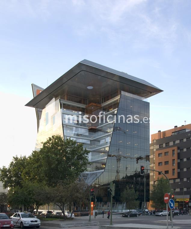 Oficina en alquiler de 766 metros en Atocha-Delicias-Méndez Álvaro, MadridVista exterior frontal