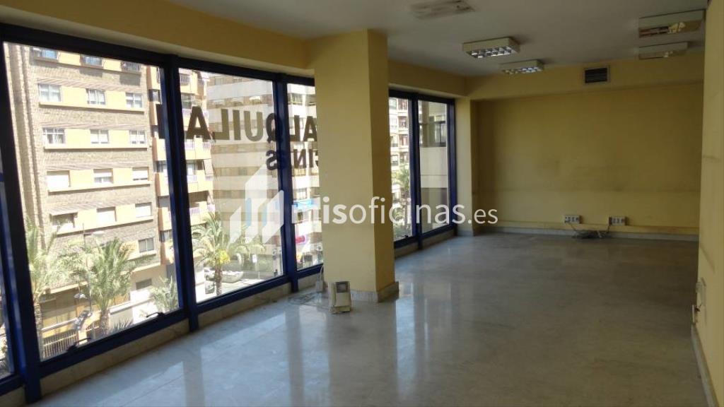 Oficina en alquiler de 215 metros en Alicante/AlacantVista exterior frontal