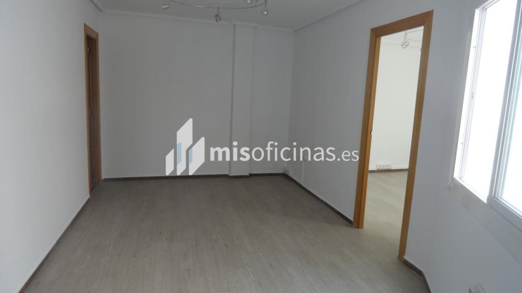 Oficina en alquiler de 40 metros en Alicante/AlacantVista exterior frontal