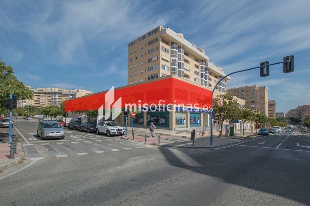 Oficina en alquiler de 440 metros en Alicante/AlacantVista exterior frontal