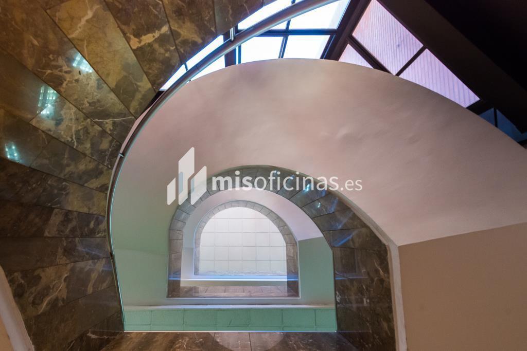 Oficina en alquiler de 201 metros en SevillaVista exterior frontal