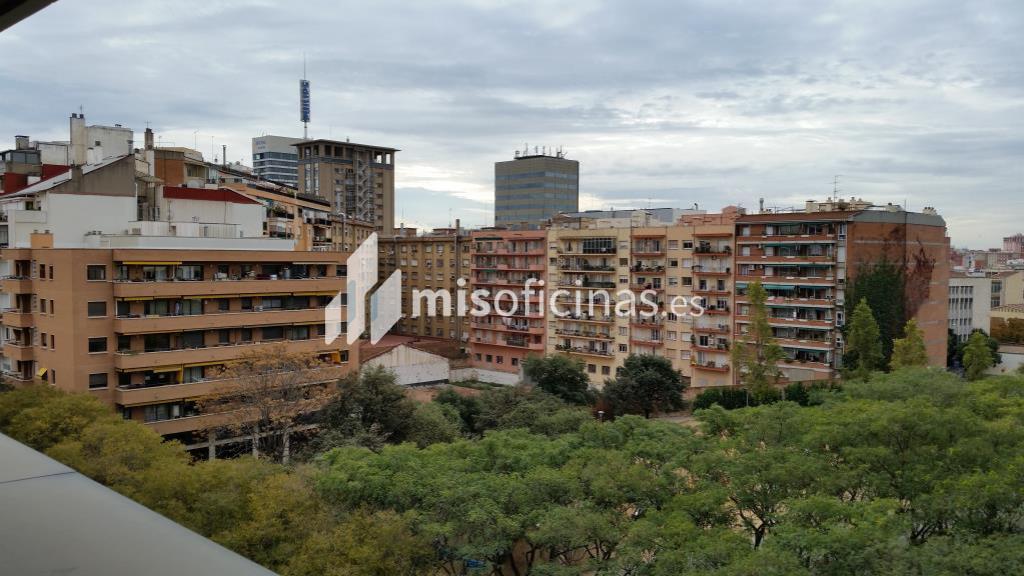 Oficina en alquiler en Avenida Tarradellas Nicaragua S/N, Pl.5 de 106 metros en Les Corts, Barcelona foto 1